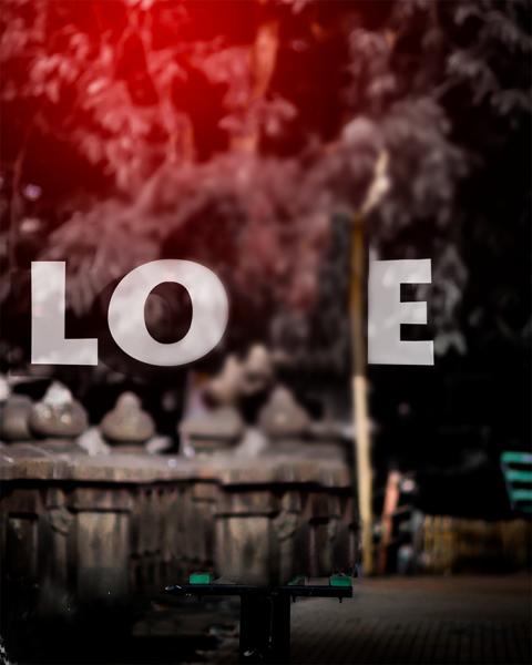 Love New Concept CB Background
