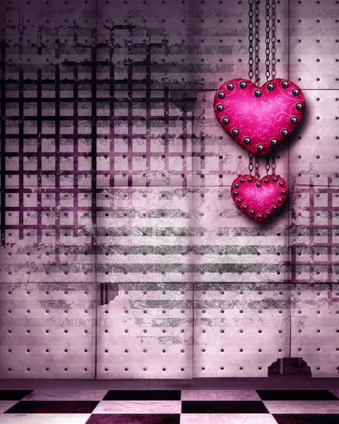 Lovely Couple Studio Background Psd