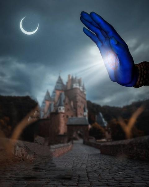 Mahadev Shiva Hand PicsArt CB Editing HD Background