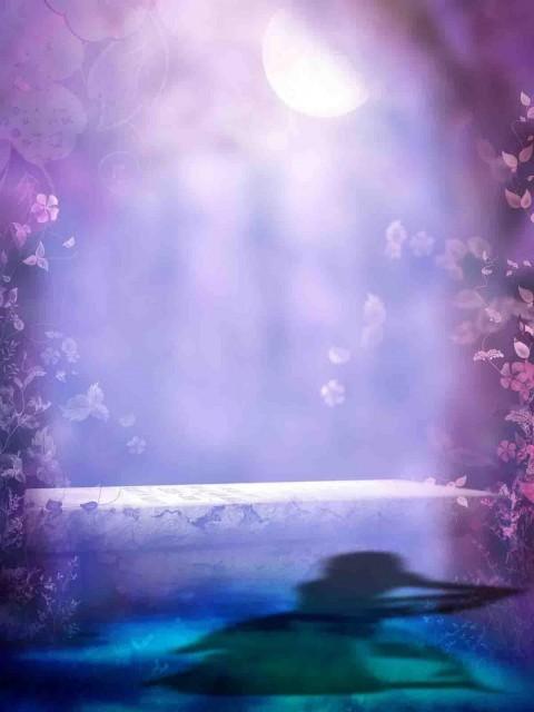 Moon Studio Background