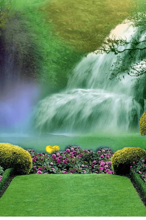 Nature Studio Background Download
