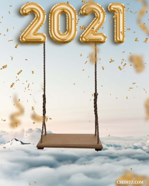 Latest New Year Editing 2021 Background HD
