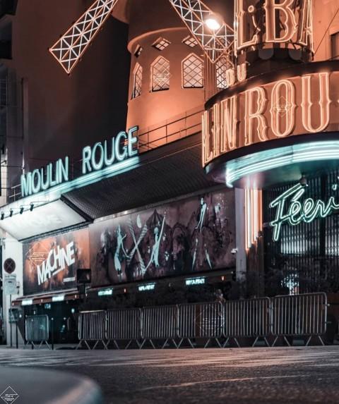 Night City Editing Picsart Background