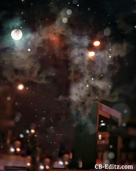 Night Sky Editing CB Background