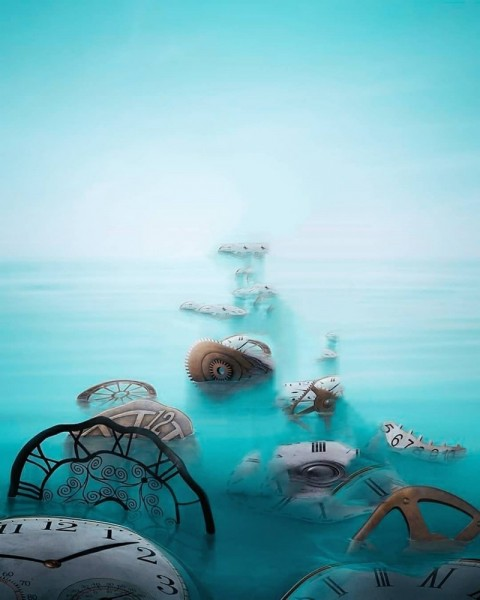 Ocean Photo Editing HD Background Download