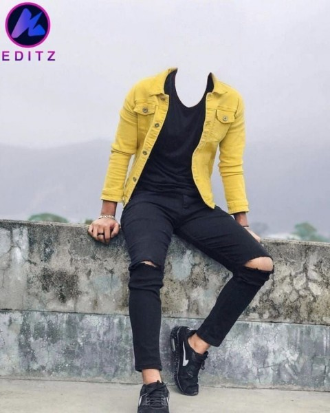 Photography Body Without Face Editing Background