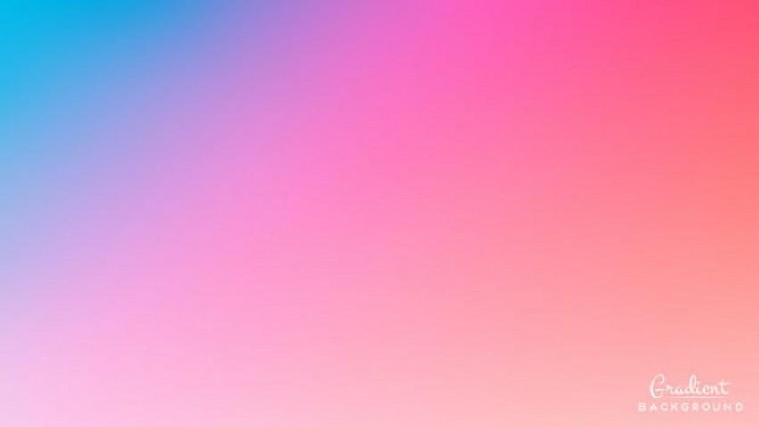 Pink Gradient Background Wallpaper For Website