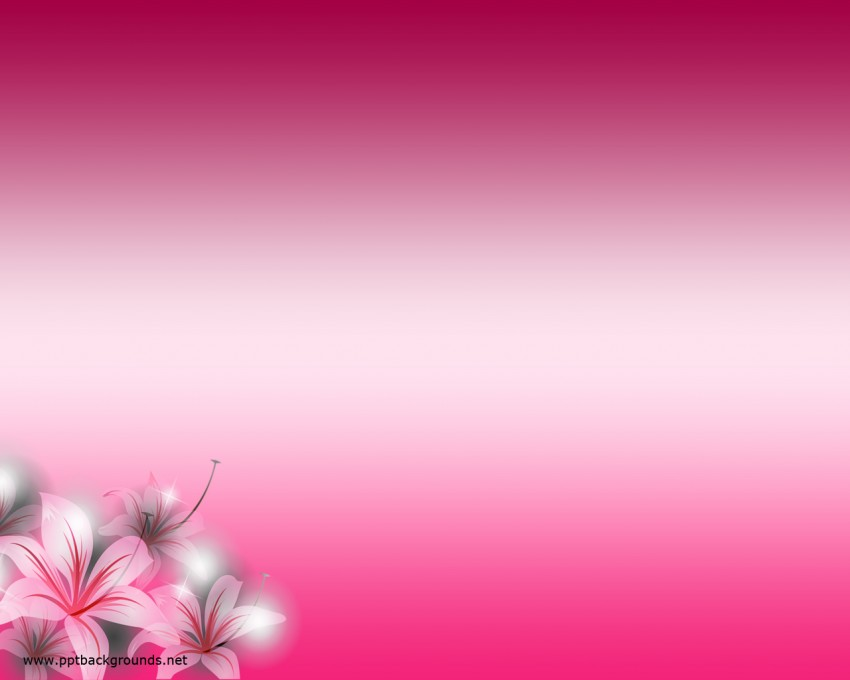 Pink Unique PPT PowerPoint Background Images