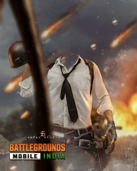 PUBG Without Face PicsArt CB Editing HD Background