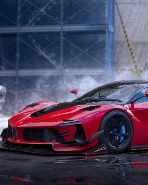 Red Car Editing Background Picsart