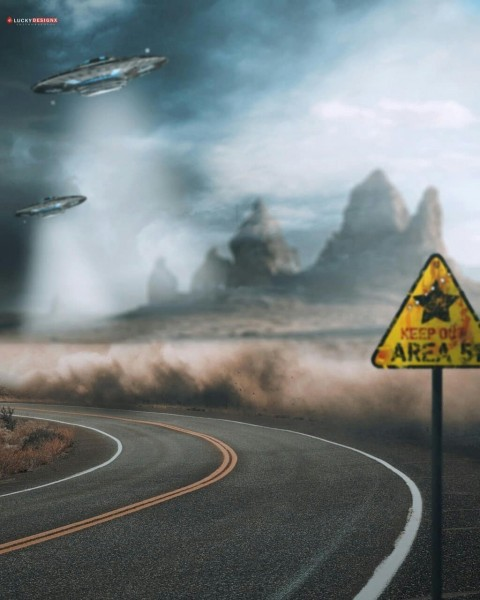 Road Photo Editing HD Background Download