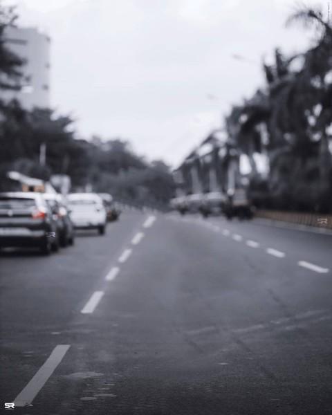 Road PicsArt CB Editing HD Background