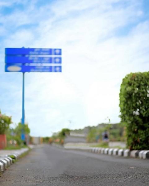 Road PicsArt Photo Editing Background Full hd