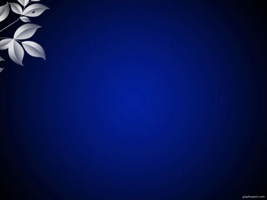Royal Blue PowerPoint Background Images