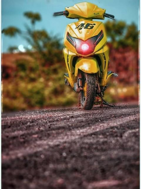 Scooty CB Bike Background Download