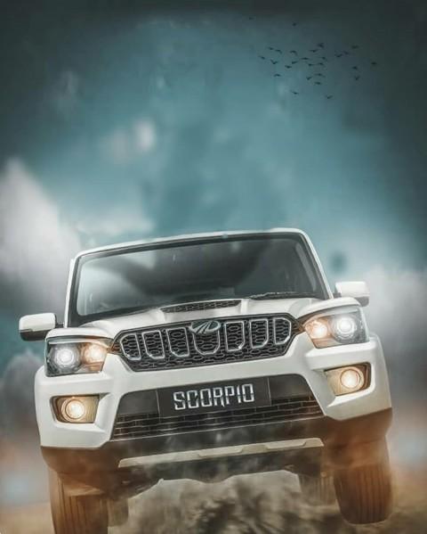 Scorpio Vijay Mahar Background