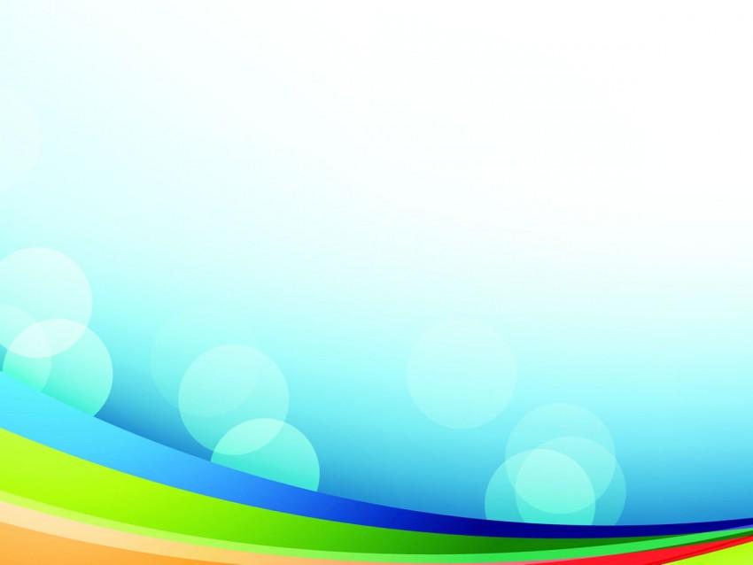Sky Blue Gradient Powerpoint Background Download