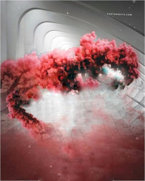 Smoke Picsart Editing Background Hd