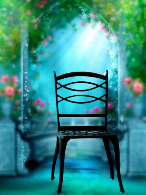 Studio Background With Chair Images Full HD