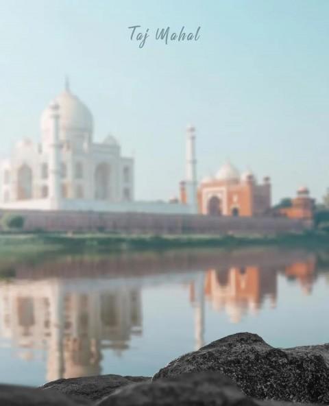 Taj Mahal CB Picsart Editing HD Background