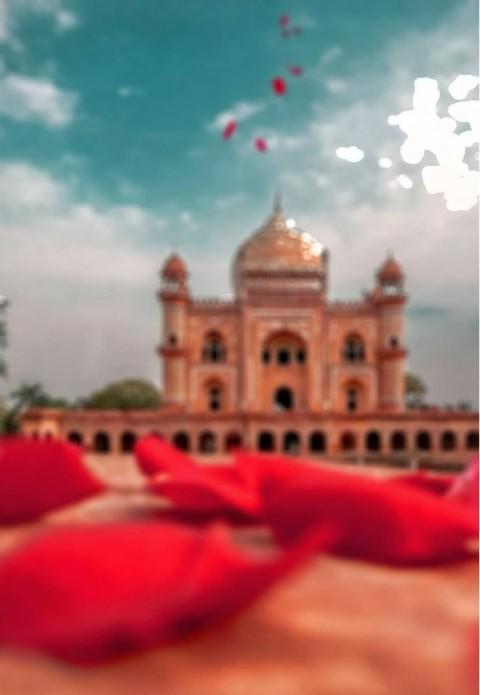 Taj Mahal Vijay Mahar Picsart Editing Background