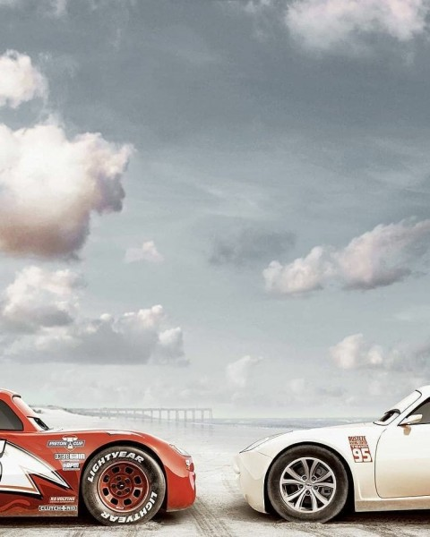 Two Car Photo Editing HD Background Download