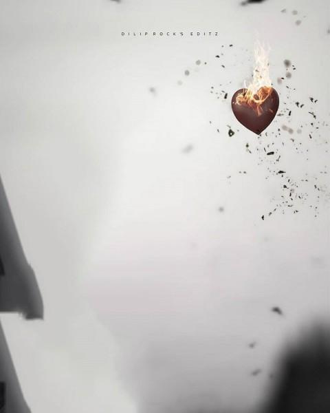 Vijay Mahar Heart Editing Background