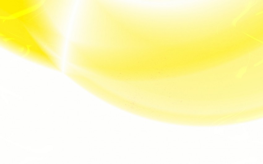 White Yellow PowerPoint Background For PPT