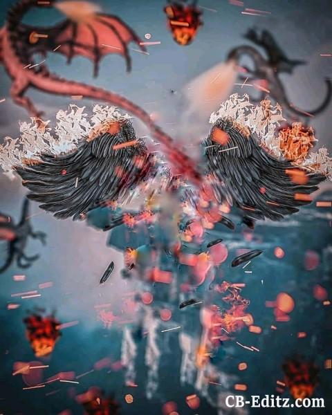 Wing Editing CB Background Full hd