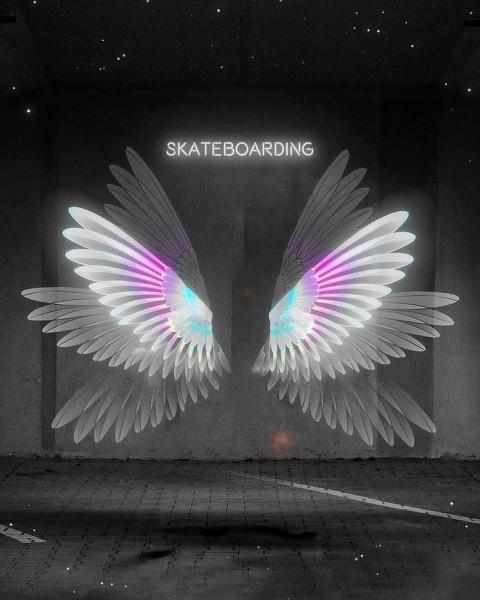 Wings PicsArt Editing Background Full HD Download